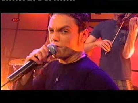 Tiziano Ferro   Perdono live a Top of the pops