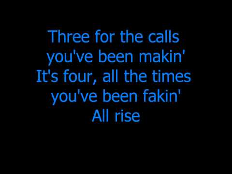 Lyrics: Blue - All Rise video