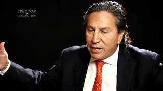 Alejandro Toledo Democracy in Latin America