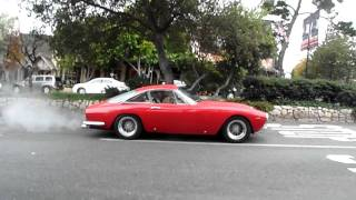Ferrari 250 Lusso Sound and Great Acceleration!!