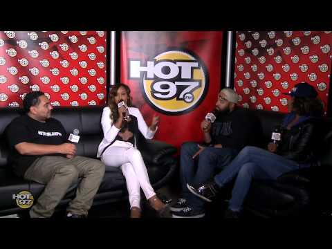 Eve gets Philly with Ebro when asked about Stevie J Sex tape