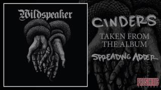 WILDSPEAKER - Cinders (audio)