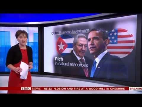 SALLY BUNDOCK:--: BBC NEWS -