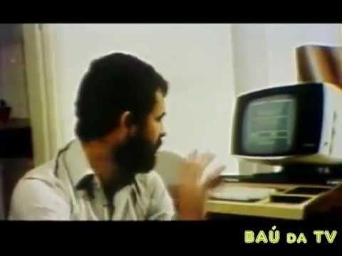 Jornal Hoje 1981 - O Computador no Brasil