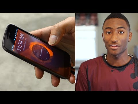 Top 5 Ubuntu Phone Features: Explained! video