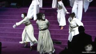 BBC Dance Ministry - Break Every Chain by Tasha Cobbs