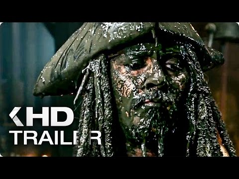 PIRATES OF THE CARIBBEAN 5: Dead Men Tell No Tales Extended Super Bowl Spot (2017)