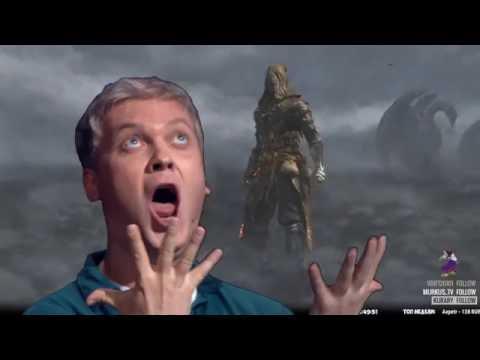 Dark Souls III - БЕЗЫМЯННЫЙ КОРОЛЬ