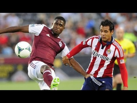 HIGHLIGHTS: Colorado Rapids vs. Chivas USA | May 25, 2013