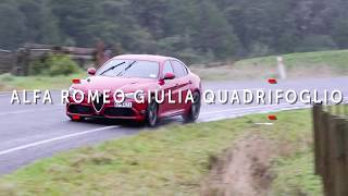2017 Alfa Romeo Giulia Quadrifoglio NZ Review