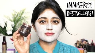 Innisfree Skincare Bestsellers REVIEW