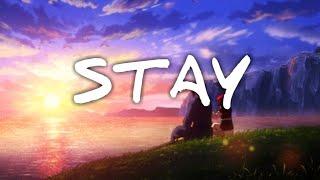 Alan Walker & Zedd - Stay (feat. Alessia Cara) [Lyric Video]