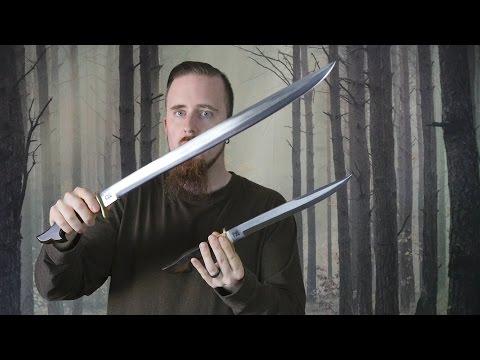 Review: Espada y Daga by TFW (Traditional Filipino Weapons)