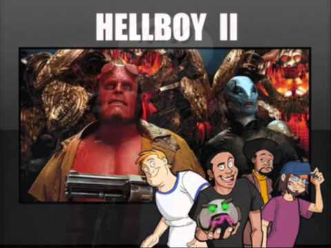 Hellboy 2: The Golden Army Spill Review Part 1/2