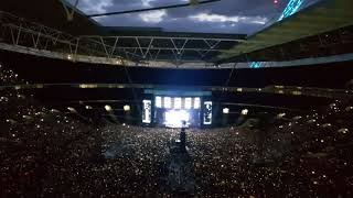 Ed Sheeran Perfect Symphony Live With Andrea Bocelli Wembley 14th June 2018