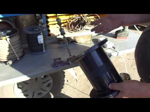 катушка для рыбалки с электроприводом своими руками