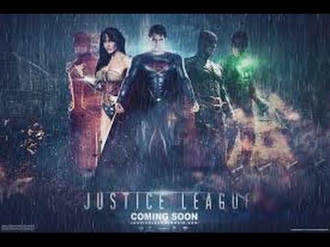 Film La Ligue Des Justiciers