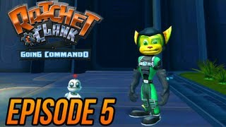 Ratchet and Clank 2: Going Commando (HD Collection) - Episode 5