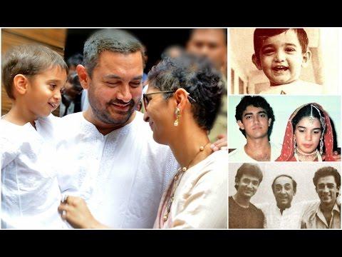 নায়ক আমির খান এর জীবন কাহিনী !! | Biography Of Bollywood Actor Aamir Khan 2016 !!