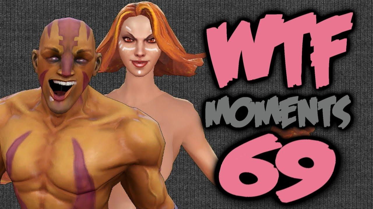 Dota 2 topless naked scenes