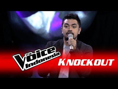 "Ilham Mahendra ""Jealous"" | Knockout | The Voice Indonesia 2016"