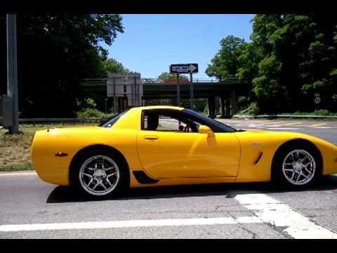 Sick C5 Z06 Corvette Youtube