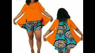 #2018 Lovely African Latest Print Dresses for Lovelies