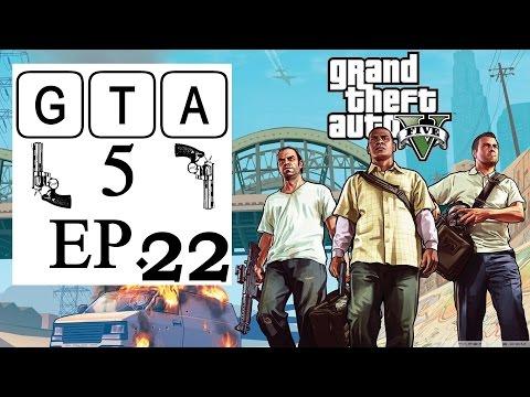 Grand Theft Auto 5  Ep.22 Minisub  Main Story Gameplay / Let's Play GTA V