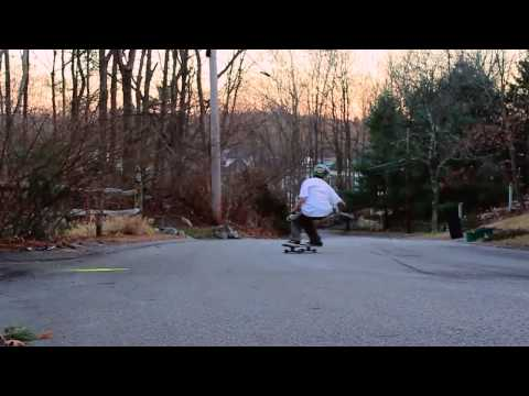 Nelson Longboards Tom Leary Shreds the DK