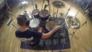 Peter Csaszar: August Burns Red - Ghosts // Drum Cover