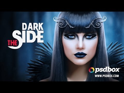 The Dark Side - Retouching/Manipulation Tutorial