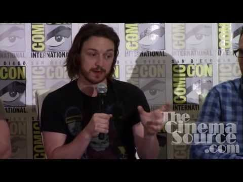 X-Men Days Of Future Past Interview With Patrick Stewart, Ian McKellen, Bryan Singer At SDCC 2013