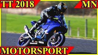 Horst Saiger bei der TT 2018 auf Yamaha | Motorrad Nachrichten