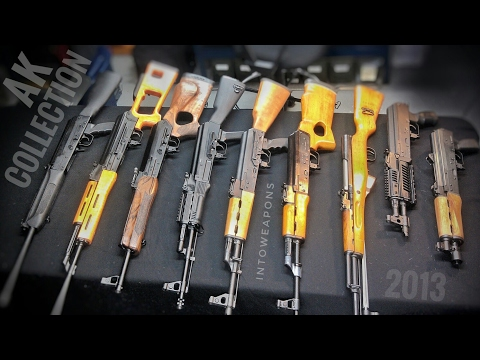 AK-47 Collection Overview 2013