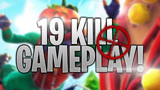 19 Kill Game on Fortnite Battle Royal