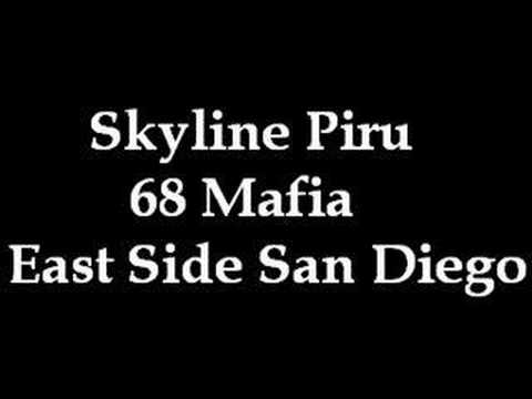 Skyline Piru - 68 Mafia Video