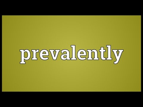 Header of prevalently