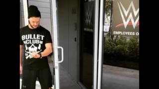 WWE/NJPW Mashup: Finn Bálor & Bullet Club - Shot Your Breath [by Marquez768]