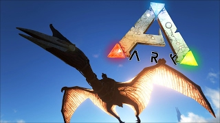 CACCIA AL PENNUTO GIGANTE (FAIL!) - Ark: Survival Evolved - The Volcano - Gameplay ITA - #36