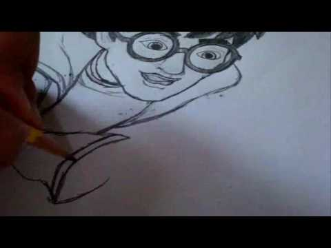 Let's Draw Harry Potter!
