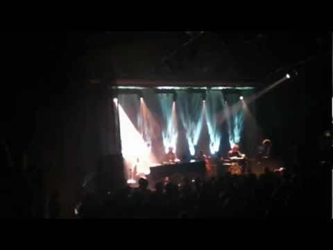 Birdy - Without A Word - Live London Tabernacle April 2012
