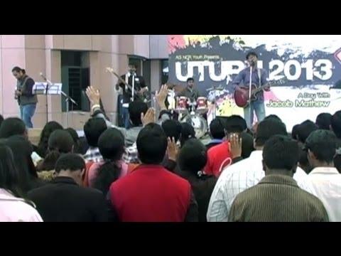 Le chal Mujhe and Sajda Karu - LIVE Hindi Worship Song (Ashley Joseph)