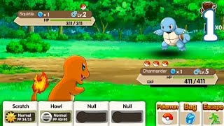 Monster Saga (Master of Monsters) Gameplay! NEW POKEMON GAME!