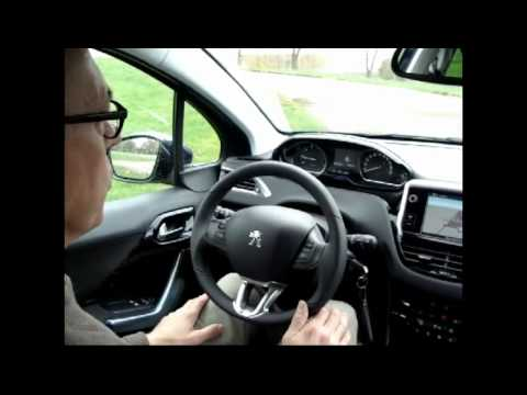 Test Peugeot 208 1.6 VTi Allure 5d.