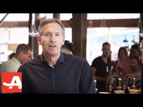 Coffee Talk with Starbucks CEO Howard Schultz | AARP