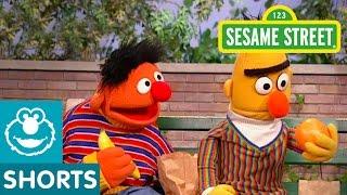 Sesame Street: Bert & Ernie Discuss Fruit