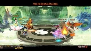 Chân Long Giang Thế - Gấu vs Độc Cô Cầu Bại 14/05