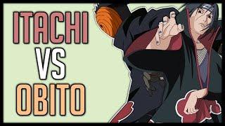 Obito vs Itachi