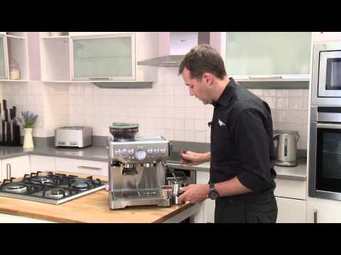 'Espresso' Demo - Sage by Heston Blumenthal