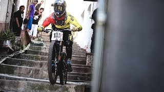 Filip Polc Citydownhill Taxco 2015 final run